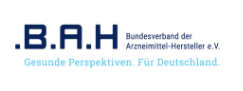 Logo des Bundesverbands der Arzneimittel-Hersteller, bei dem xeomed Mitglied ist.